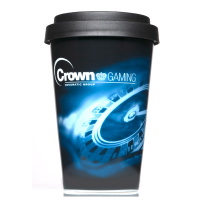 Porzellanbecher Coffee2go Thermo 343