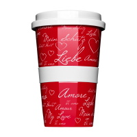 Porzellanbecher Coffee2go 345